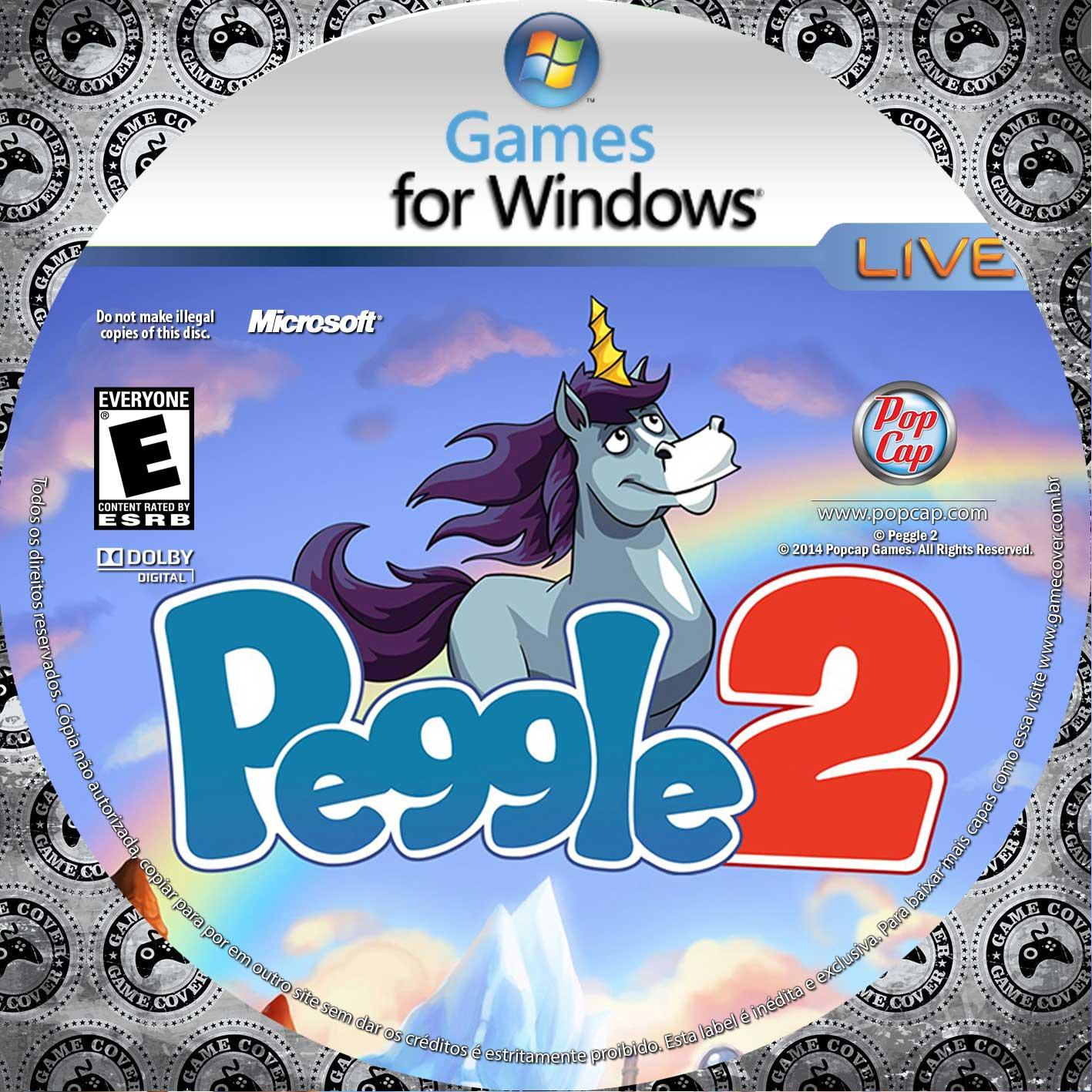 Label Peggle 2 PC [Exclusiva]