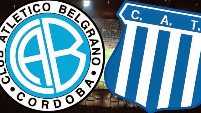 belgrano y talleres en liga cordobesa de futbol