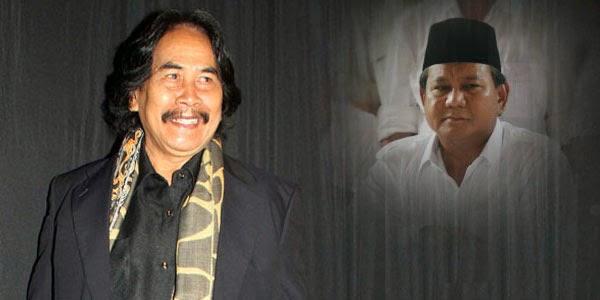 Prabowo, Capres Prabowo, Jaja, Miharja, Penyanyi, Komedian