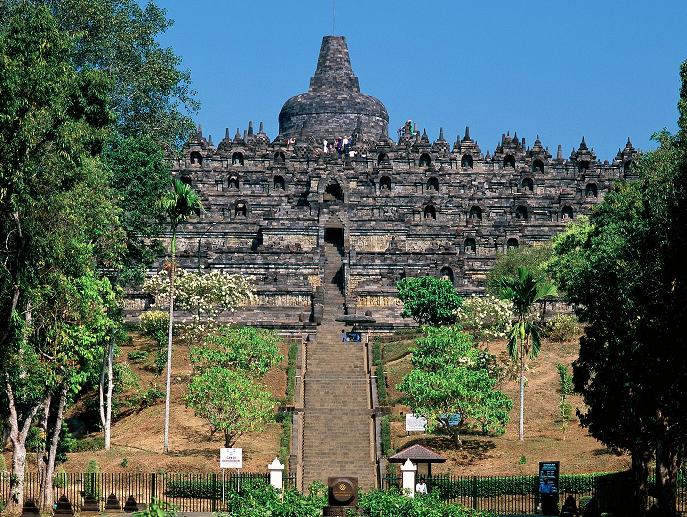 Tempat Wisata di Candi Borobudur