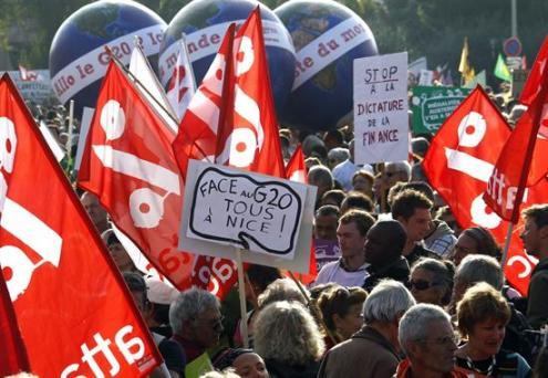 Fórum anti-G20 reivindica poder de decisão e avisa: 'primeiro os povos, depois os bancos'