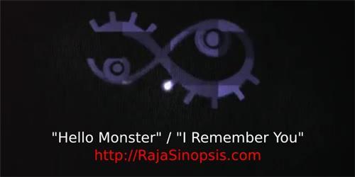 "Poster drama Korea ""Hello Monster"" / ""I Remember You"""