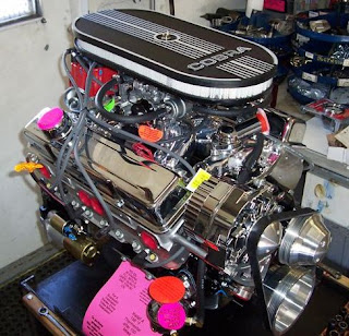 Chevrolet Crate Engines GM Performance Parts