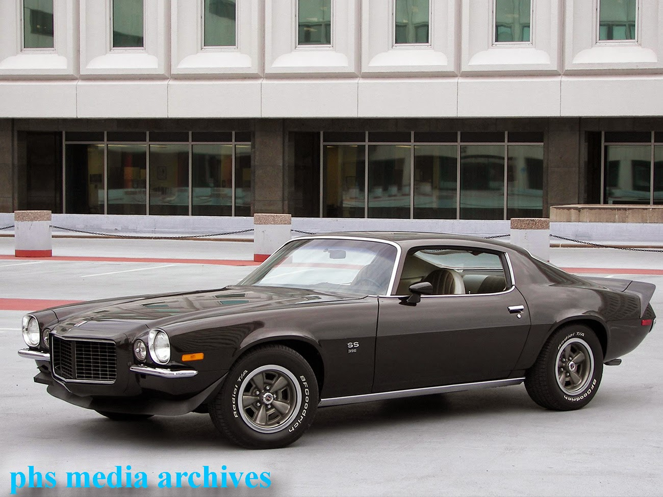 Ghost Cars Series 1972 Camaro Ss 396 Phscollectorcarworld 1968 Chevy Project Car The Rally Sport Option Could Be Paired With As Well