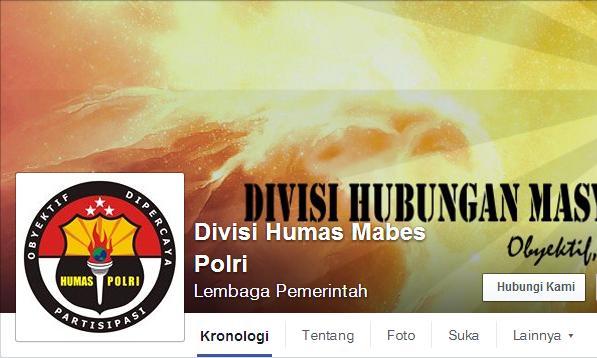 Website POLRI kebobolan dan Diretas Oleh Orang Yang Tidak Di Kenal, Kok Bisa ?