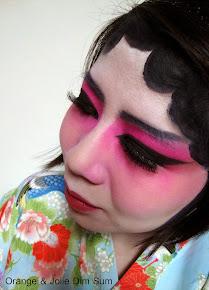 Envie de maquillage fantaisiste?