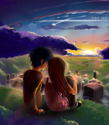 Cinta Pertama dan Terakhir
