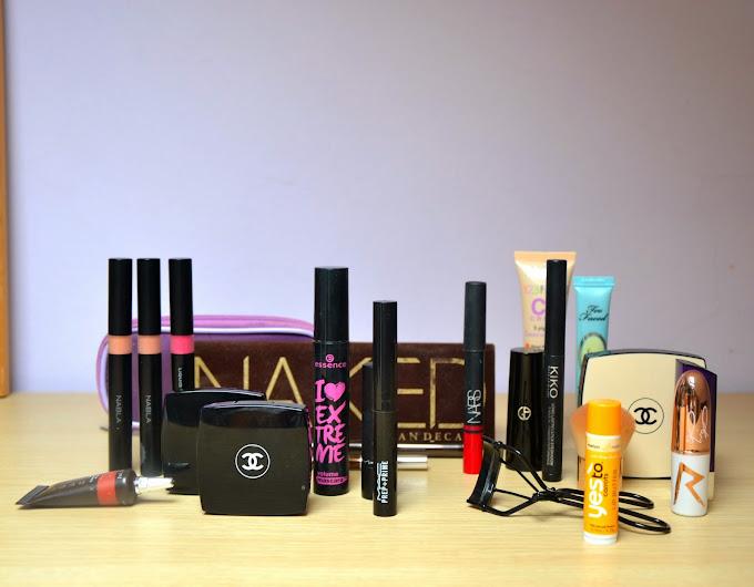 Travel Makeup Bag: Cabo Verde Edition pt. II