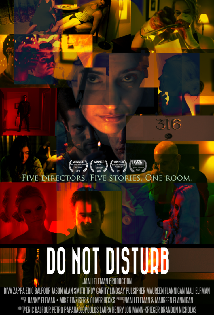 Hotel Room movie
