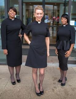 Clergy girls