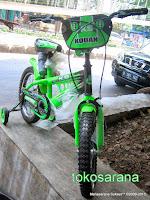 Sepeda Anak Koulan KB1601 16 Inci