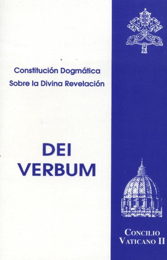 Resultado de imagen de Dei Verbum