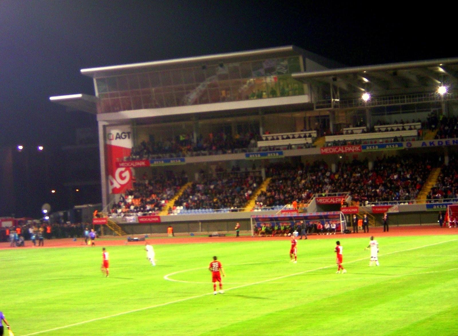 Antalya City Blog Always Support Antalyaspor ANTALYA