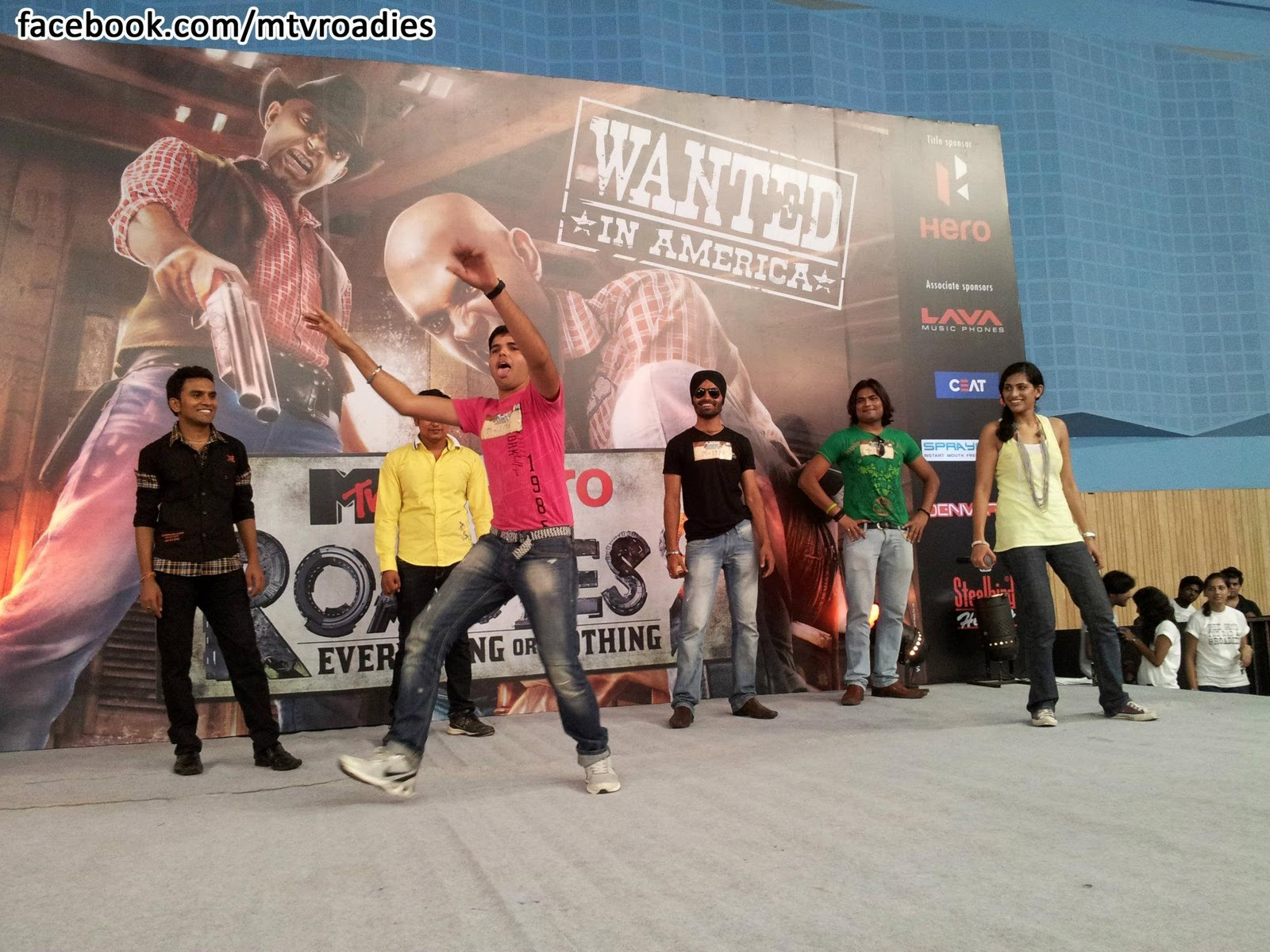 MTV Roadies 9: MTV Roadies 9 - Pune Audition Pictures