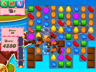 Candy Crush Merbahaya