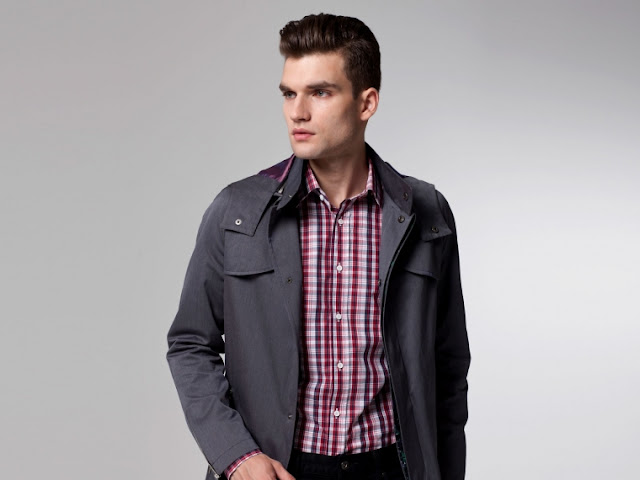 Indochino Raincoat