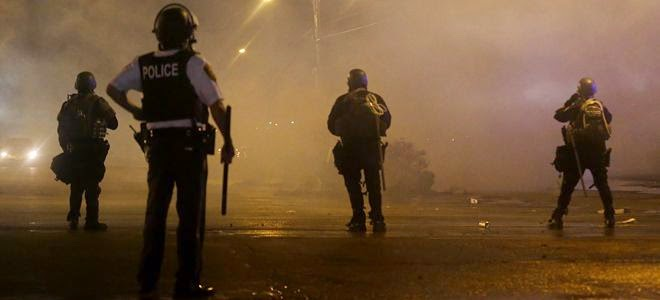 http://www.foxnews.com/us/2014/08/17/police-try-to-disperse-protesters-defying-ferguson-curfew/