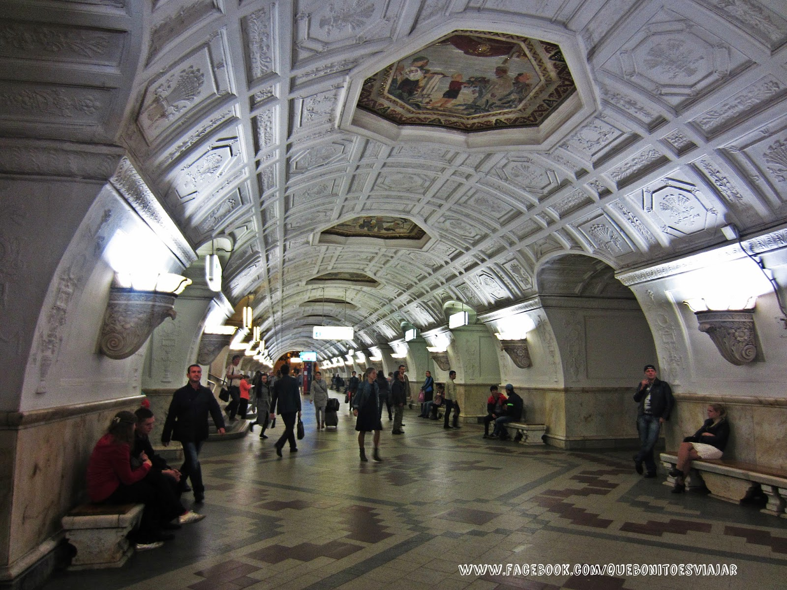 Estación de Belorruskaya