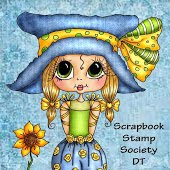 Scrapbook Stamp Society DT