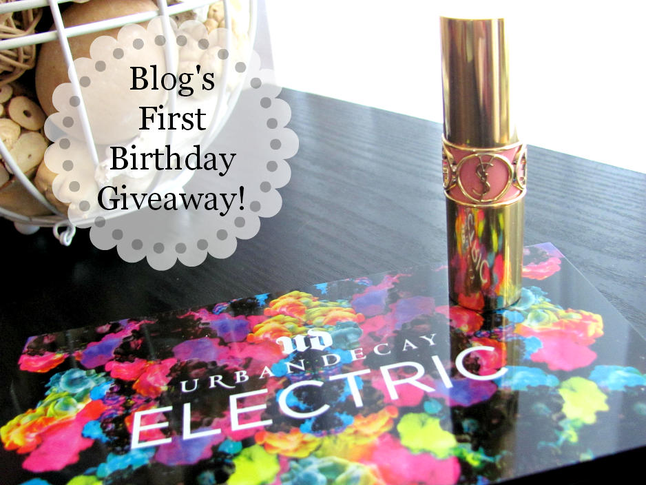 blog-first-birthday-giveaway-urban-decay-electric-ysl-lipstick