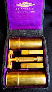 Vintage Shaving Set