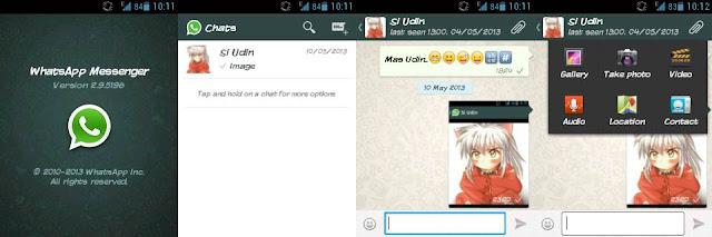 WhatsApp, Aplikasi Chat Gratis Untuk Android