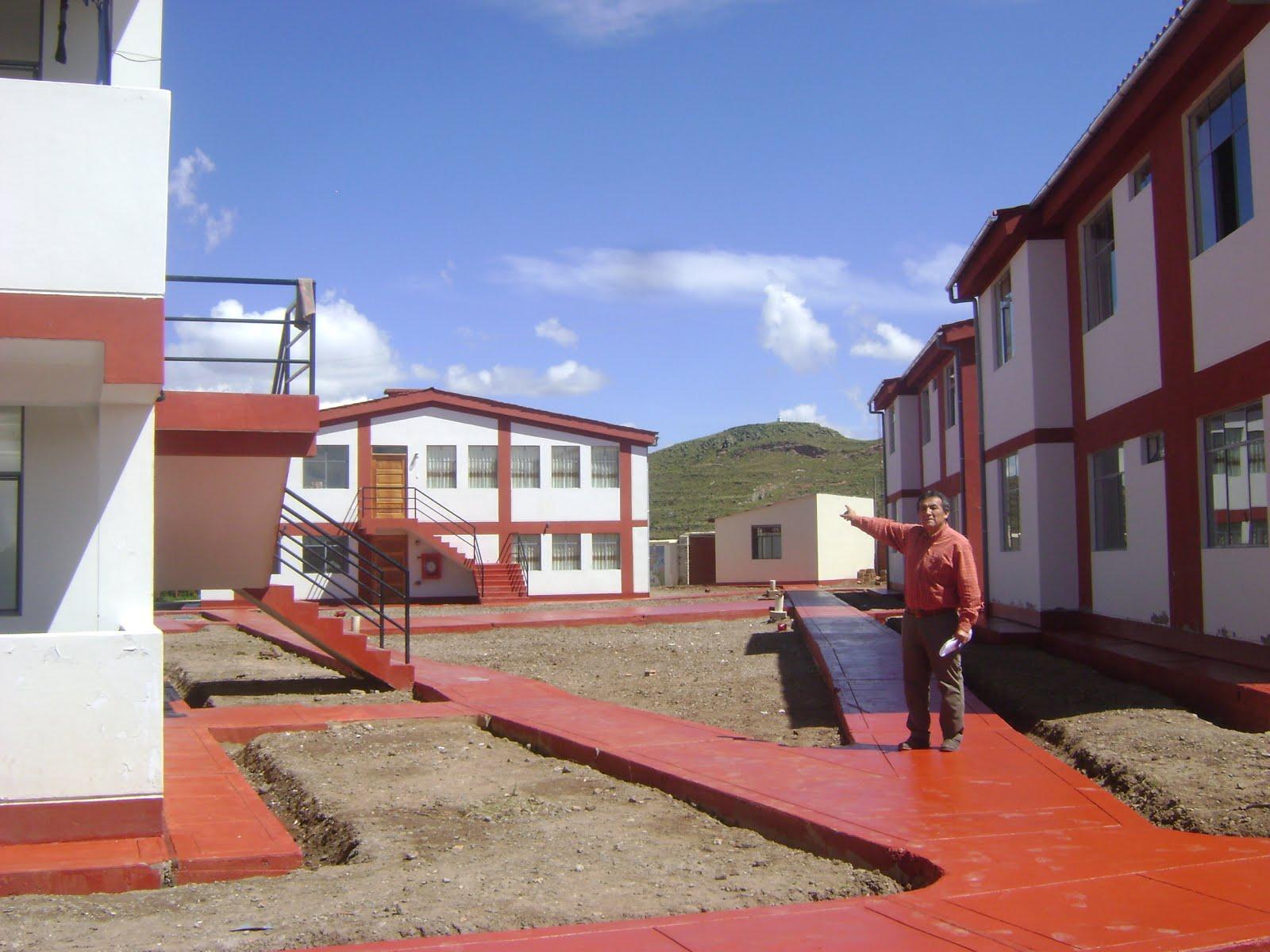 SUPERVISION DE CONSTRUCCION Y MEJORAMIENTO DE OBRA - YANAMAYO - PUNO - AÑO 2016