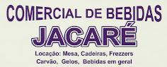 COMERCIO DE BEBIDAS JACARÉ