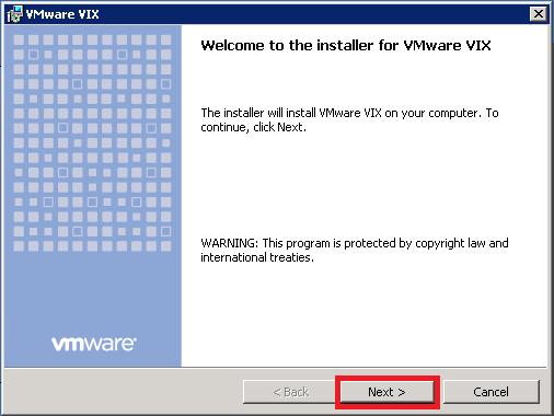 VMware VIX