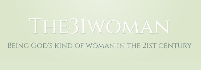 The 31 Woman Lifestyle Blog
