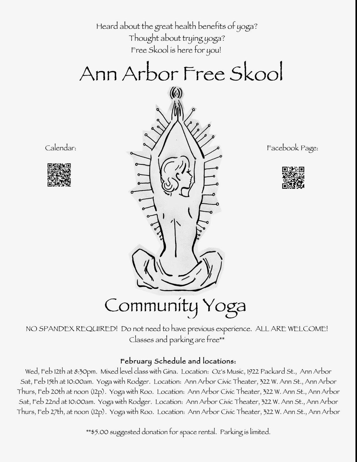 ann arbor free skool