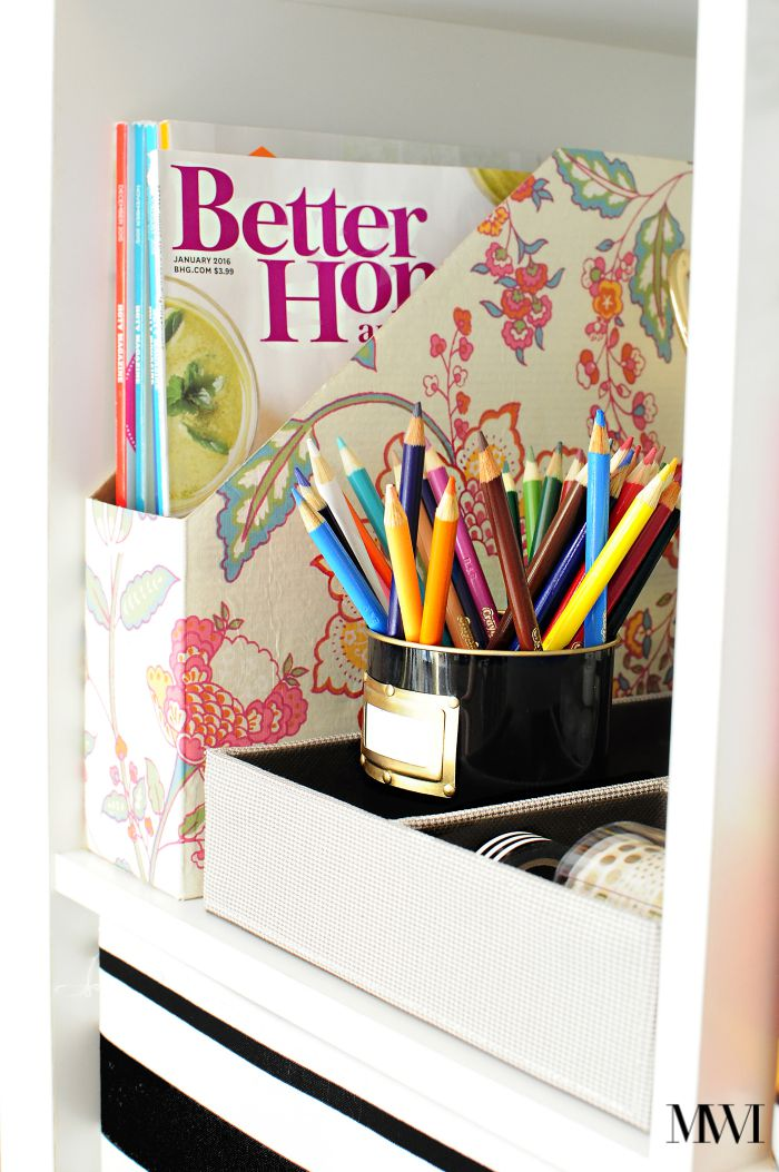 Better Homes And Gardens Craft Ideas Part - 49: Functional, Chic And Affordable Storage Solutions From The Better Homes U0026  Gardens Collection At Walmart