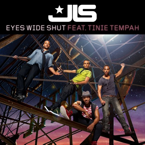 JLS - Eyes Wide Shut (ft. Tinie Tempah) Lyrics
