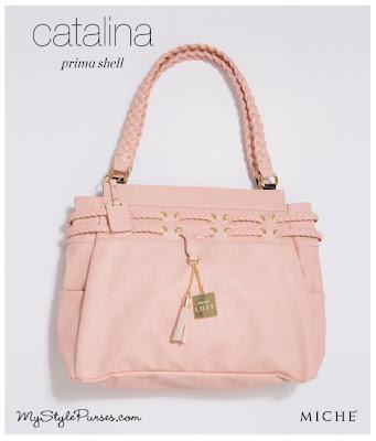 Miche Catalina Luixe Shell for Prima Bags