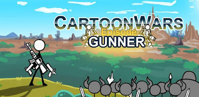 Cartoon Wars: Gunner QVGA