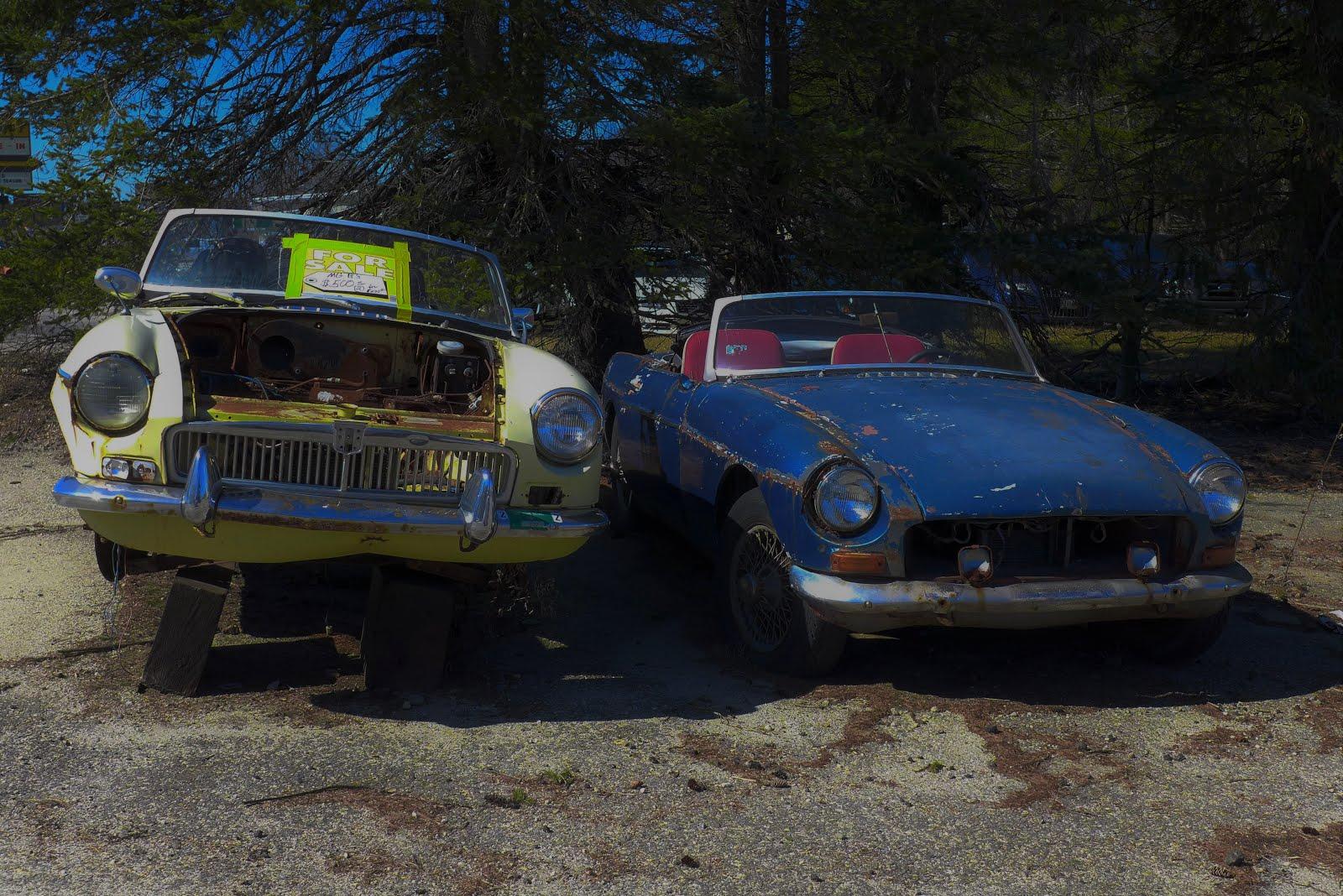 Vintage MGL Brunswick, Maine
