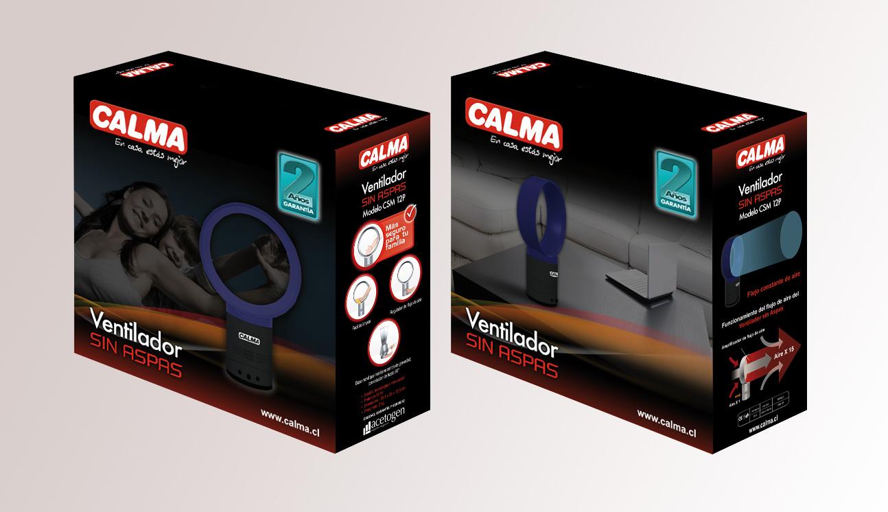 Monoconlapiz cajas ventiladores sin aspas calma for Aspas para ventiladores