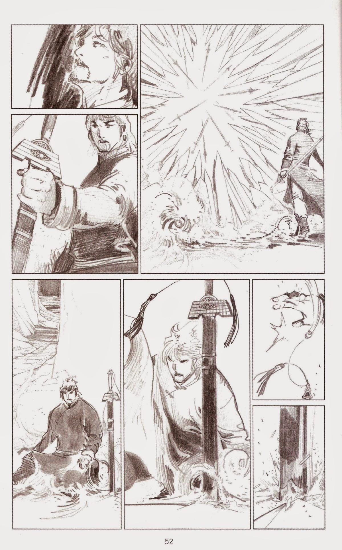 Phong Vân chap 675 - Trang 50