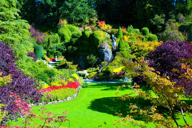 Beautiful Garden in the World A2Z Wallpaper