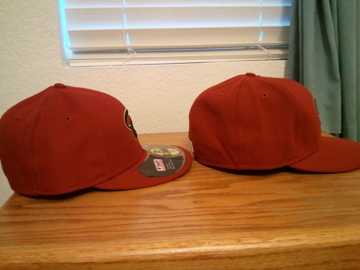 how to fix high crown hats