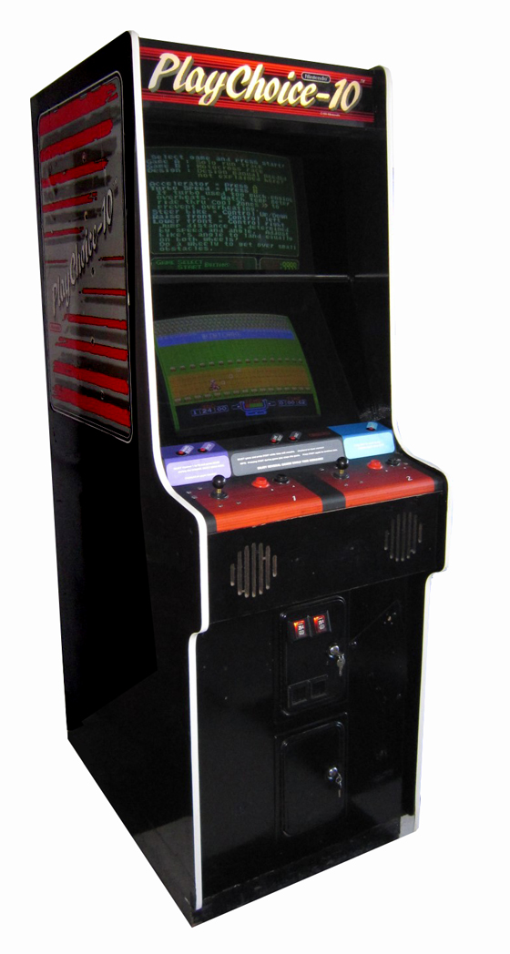 Nerdly Pleasures Nintendo S Playchoice 10 The Arcade