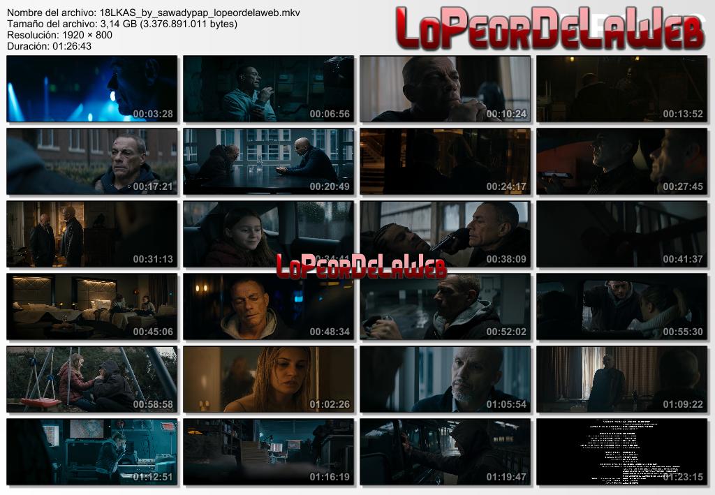Lukas [2018] [BBRip 1080p] [Latino]