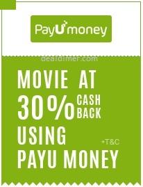 FastTicket 30% Cashback