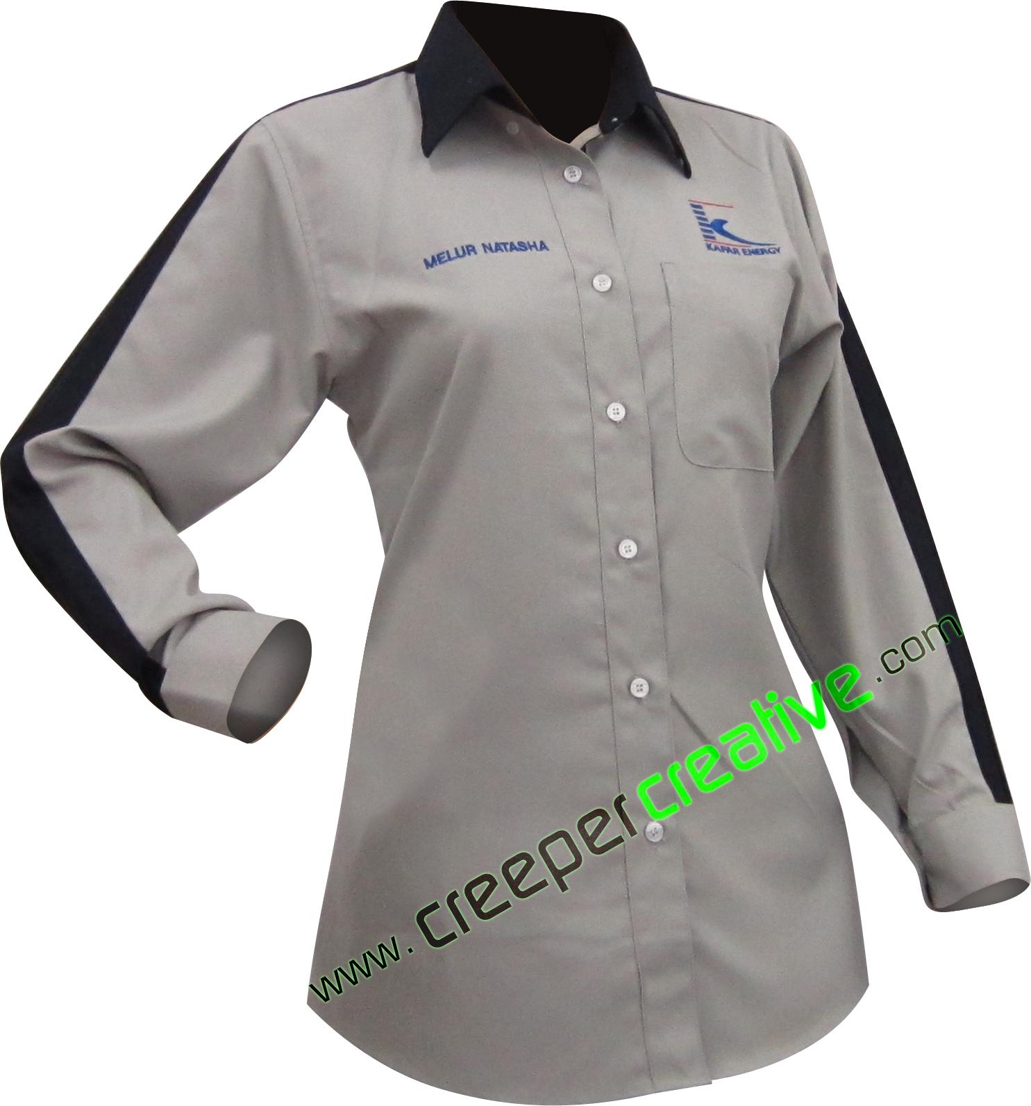 Corporate Shirt - Kapar Energy Venture | F1 Shirt