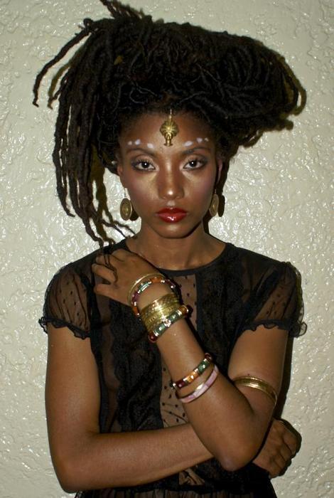 African American Dreadlock Hairstyles