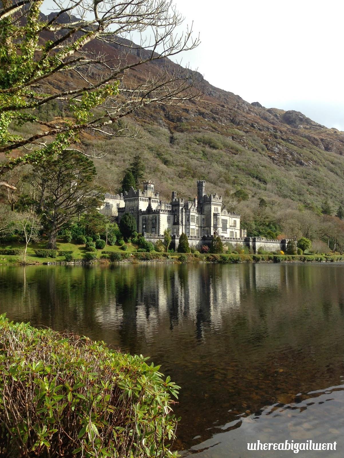 Kylemore Castle Kylemore Estate Connemara