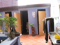 Toilet at Cafe 1511, Melaka Malaysia