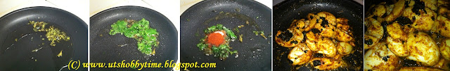 Spicy Easy Egg Fry