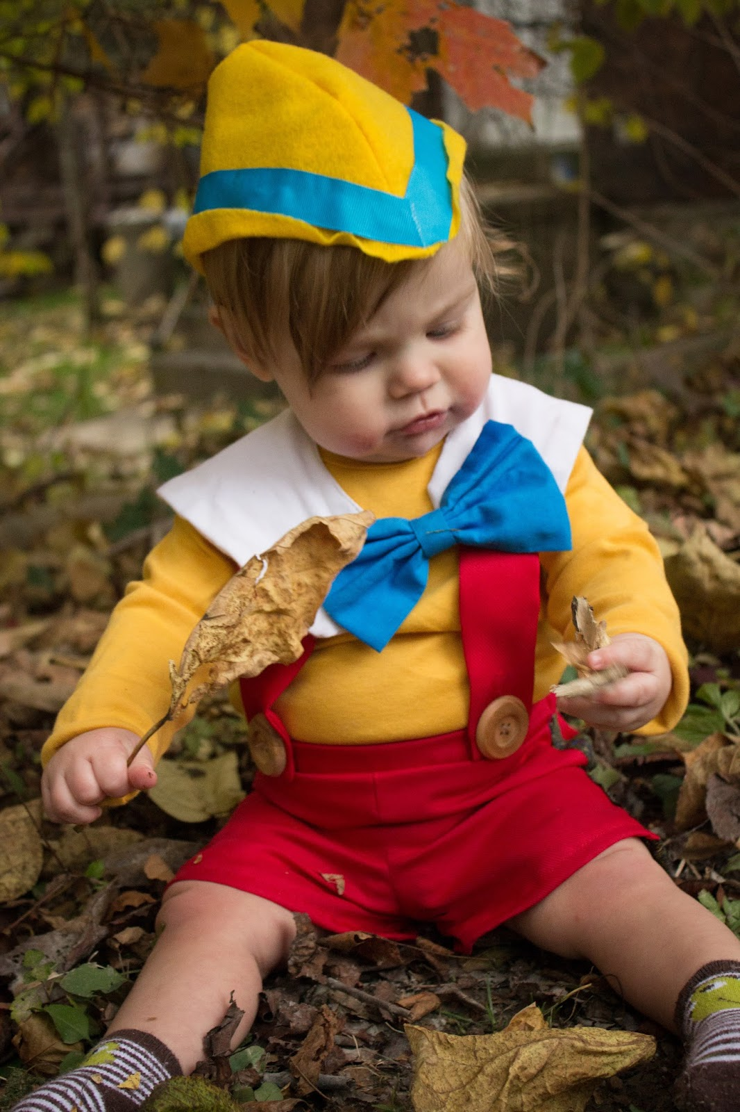 A Quest to Create A Pinocchio Halloween