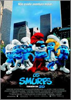 Baixar Filme Os Smurfs DVDRip AVI Dublado
